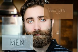 castor oil for men featured image