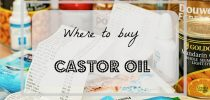 Where to Buy Castor Oil in 2019 [+REVIEWS]