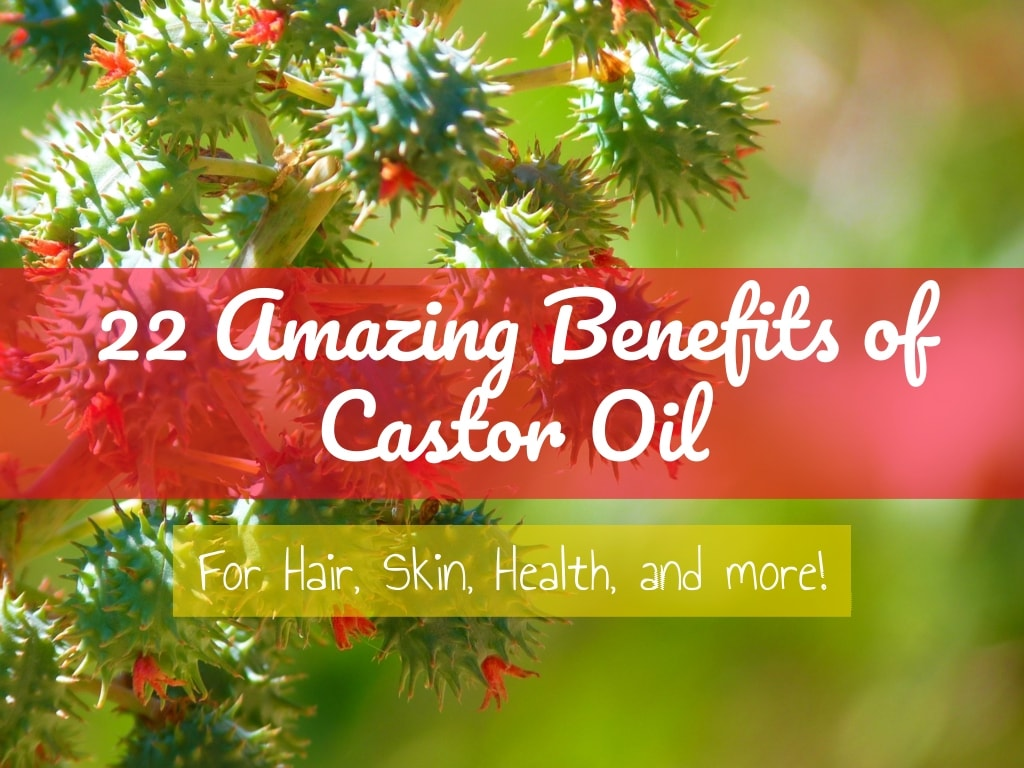 22 Amazing Benefits of Castor Oil | Castor Oil Guide
